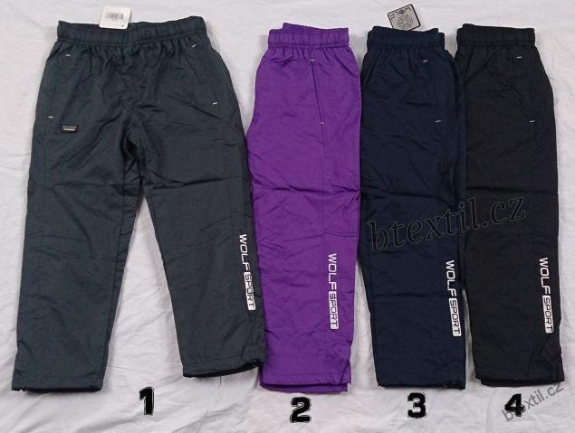 3baa63853ae Wolf šusťákové kalhoty 104-134