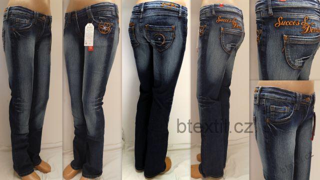 032e9a41c40 Dámské džíny